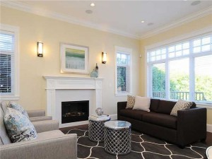 After Staging. Courtesy of our friends at Flow Home Staging and Design