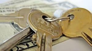 keys for cash - getting back your security deposit