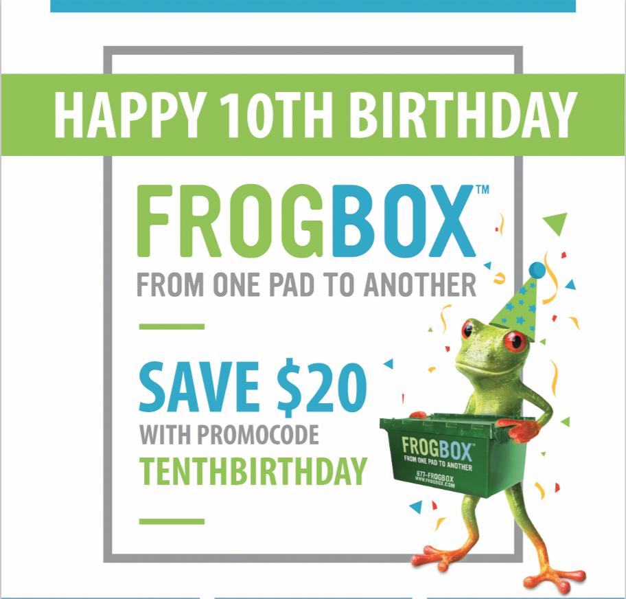 TenthBirthday-Frogbox